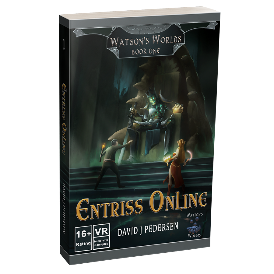 Entriss Online Cover