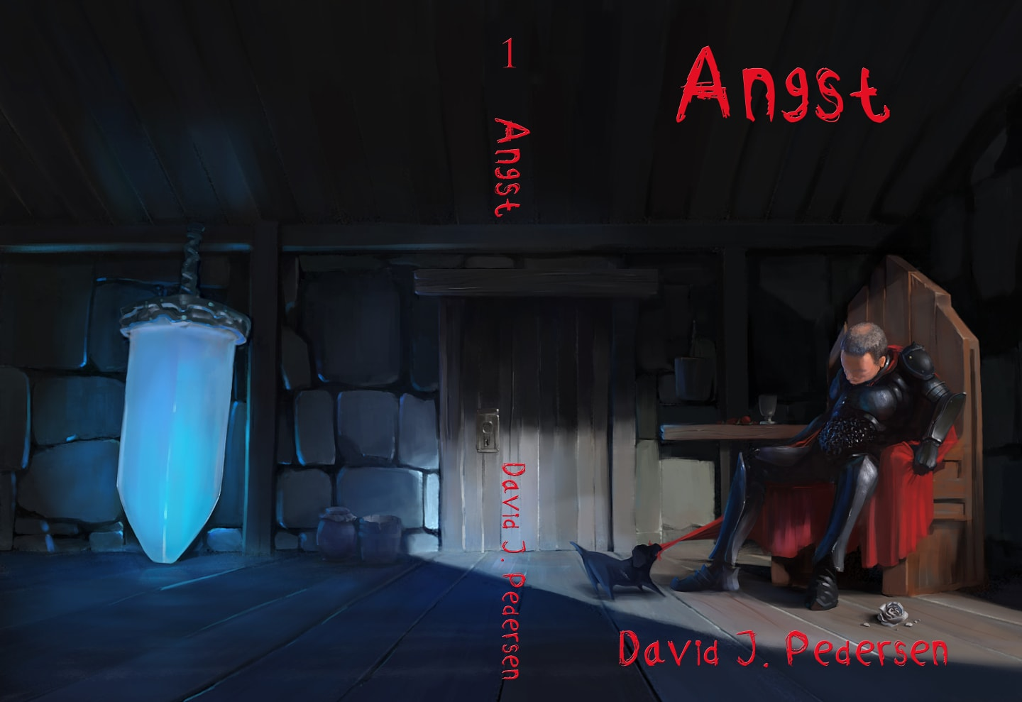 Angst Cover Art
