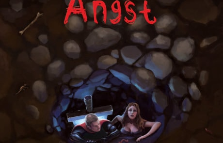 Buried in Angst Cover
