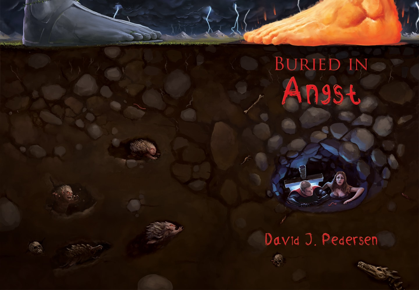 Buried in Angst Full Cover