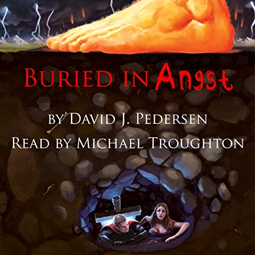 Buried in Angst Audiobook