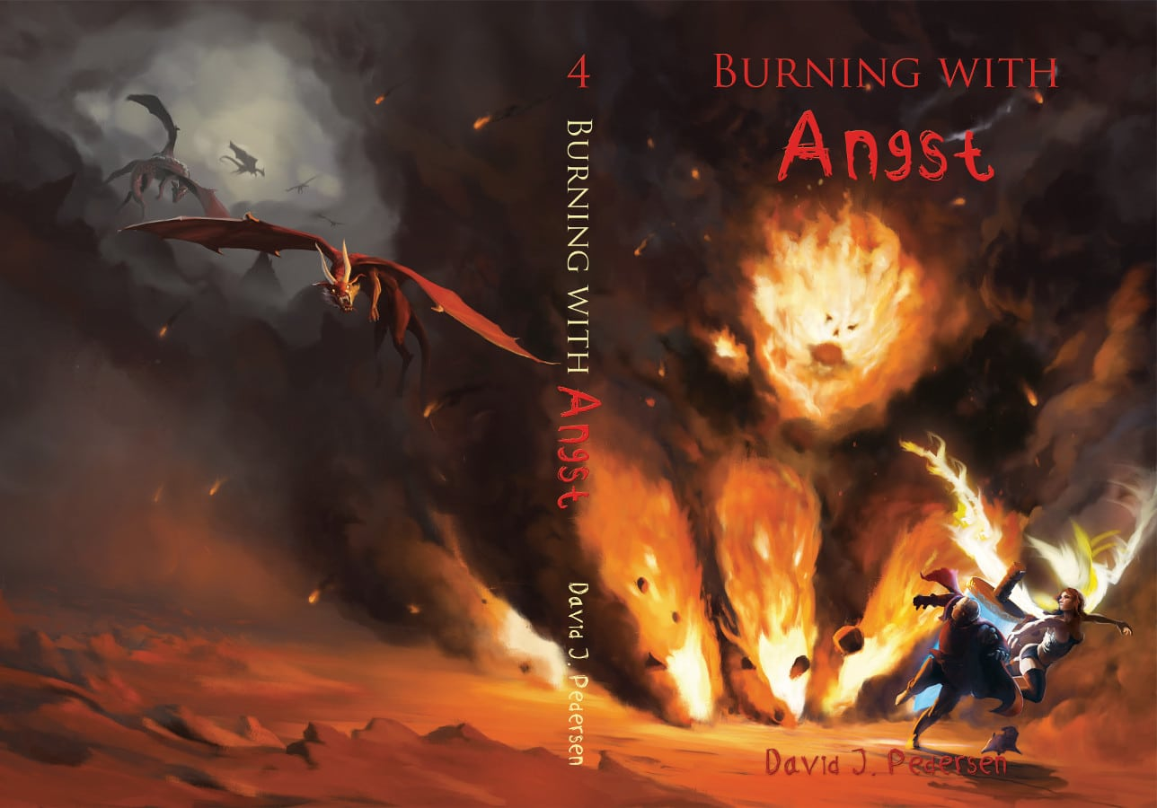Burning with Angst cover art