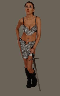 Cristi in pop tab armor