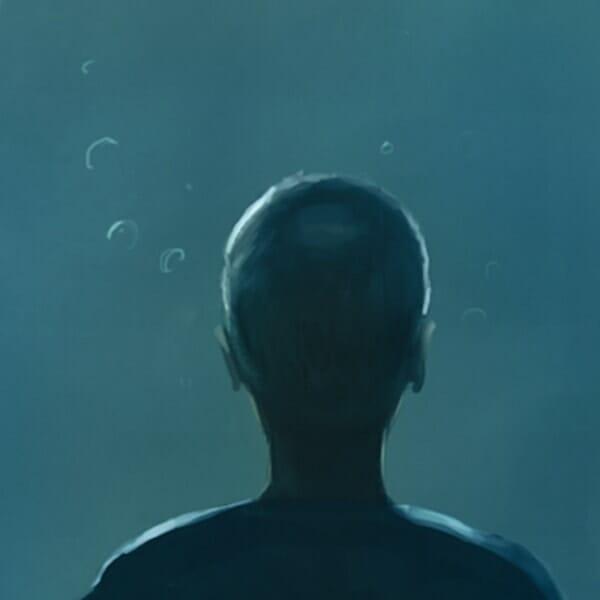 Drowning Bald Spot