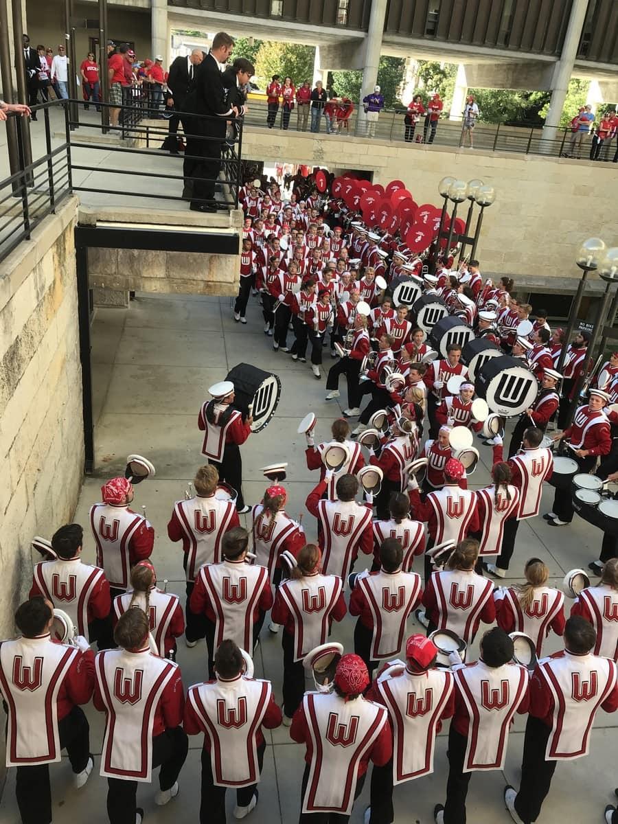 UW Marching Band Varsity