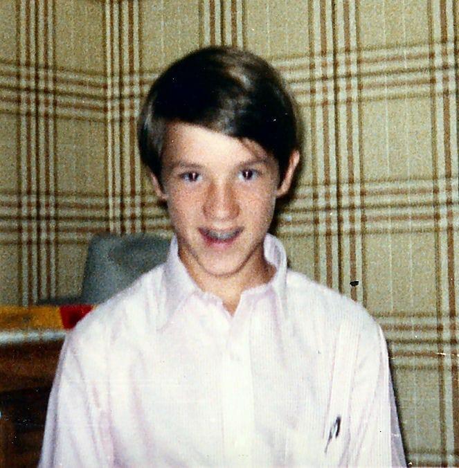Matt in 1983