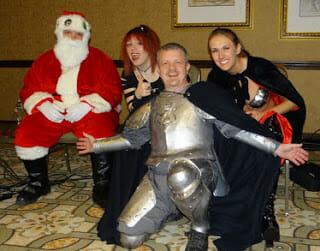 Knight of Nerd Kon
