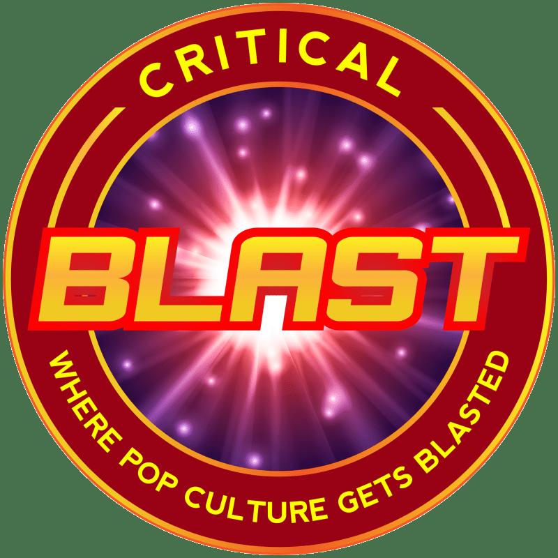 Critical Blast Logo