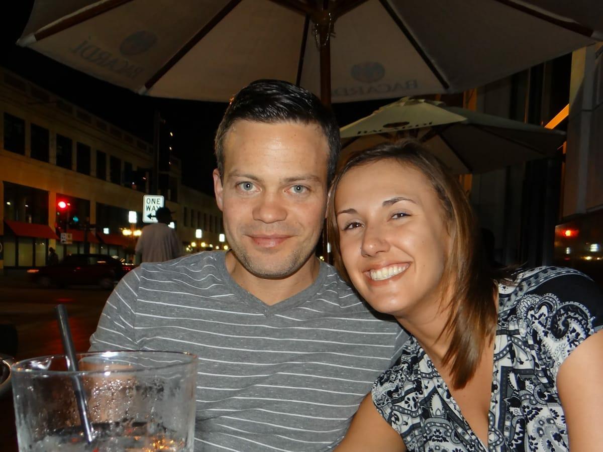 Brandon and Cristi