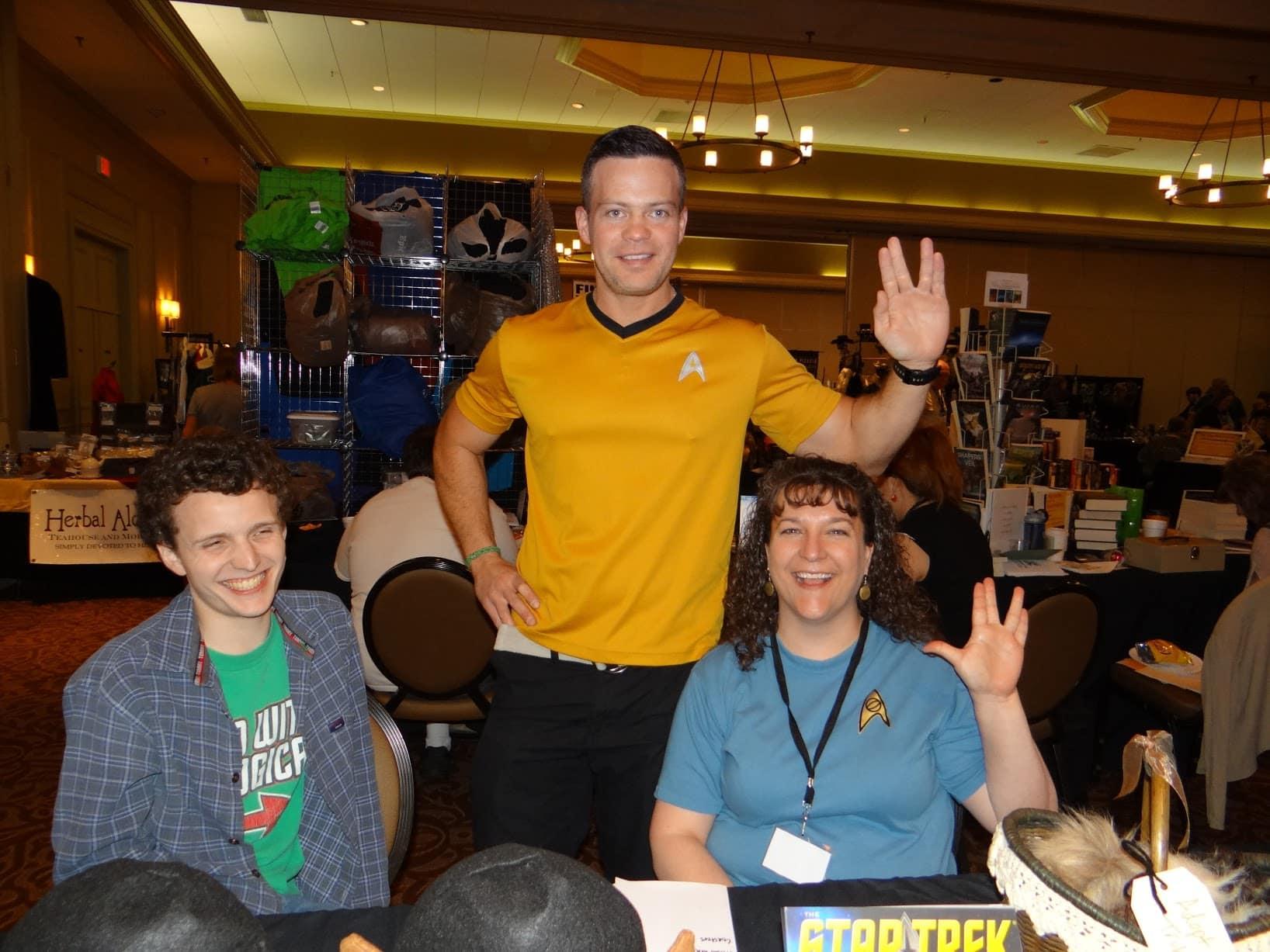 Brandon Captain Kirk