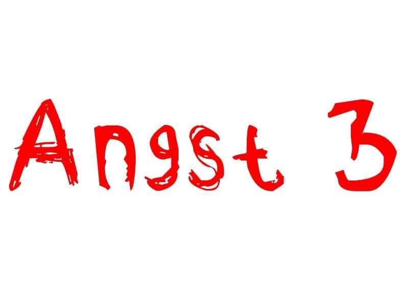 Angst 3 Logo
