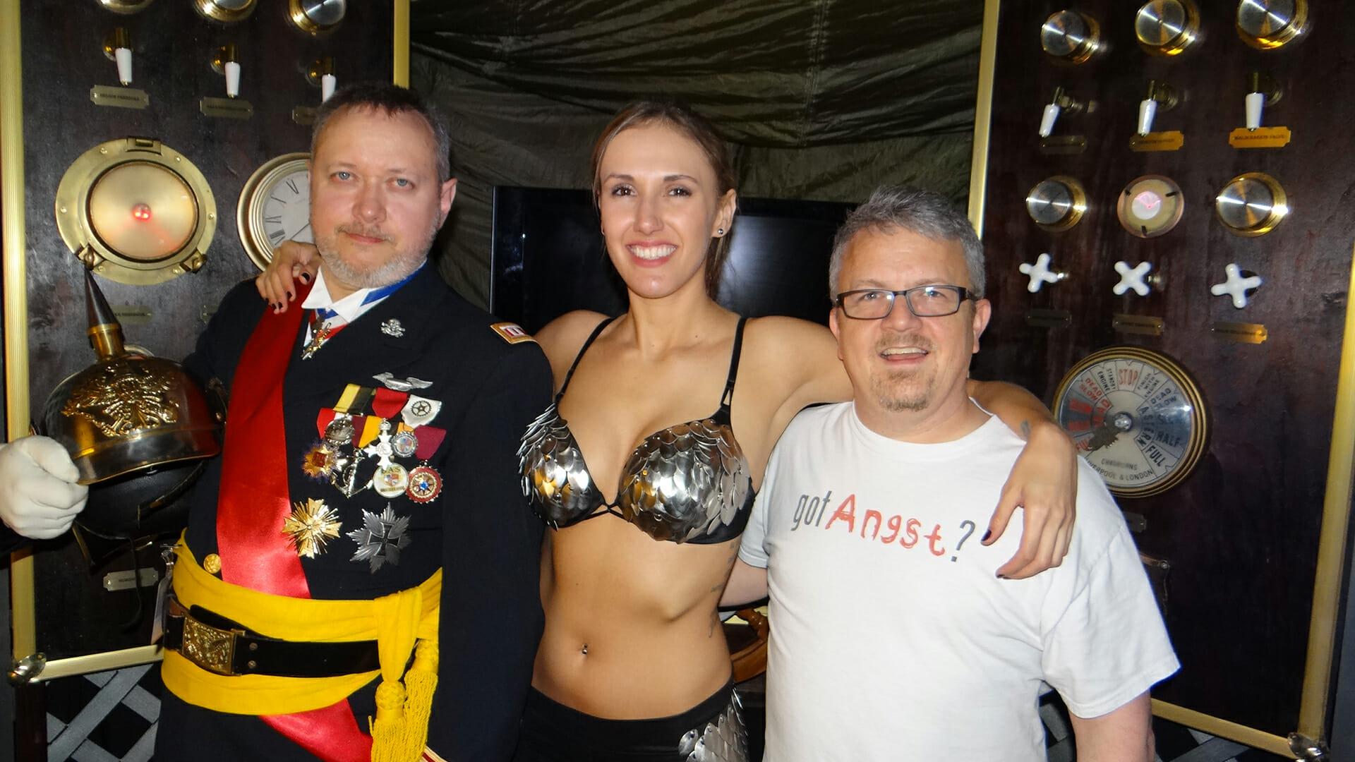 Brass Gears Party