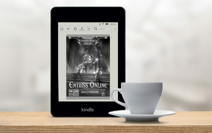 Entriss Online Kindle Paperwhite