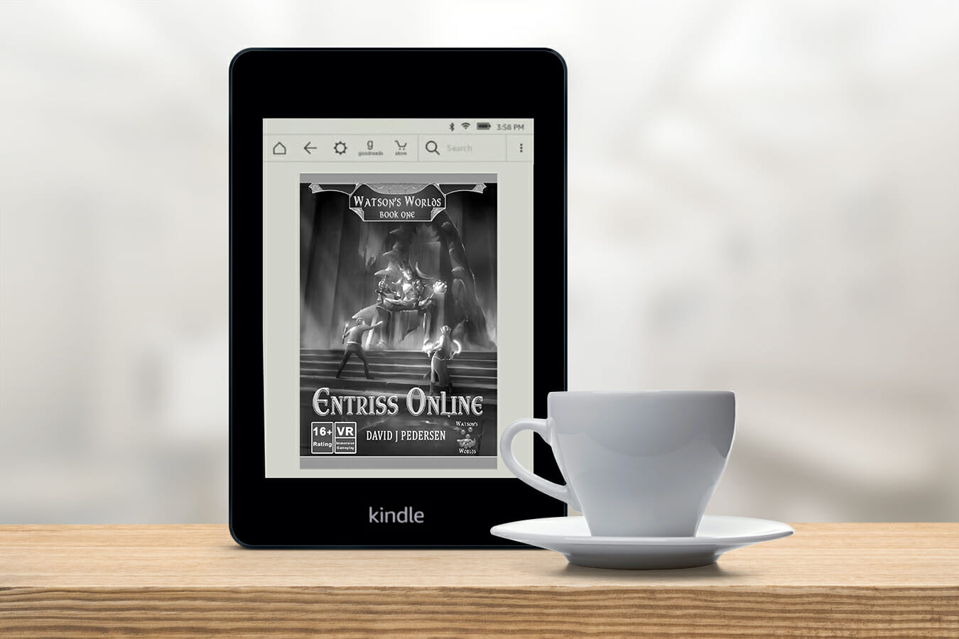 Win A Kindle Paperwhite – All Books On Sale