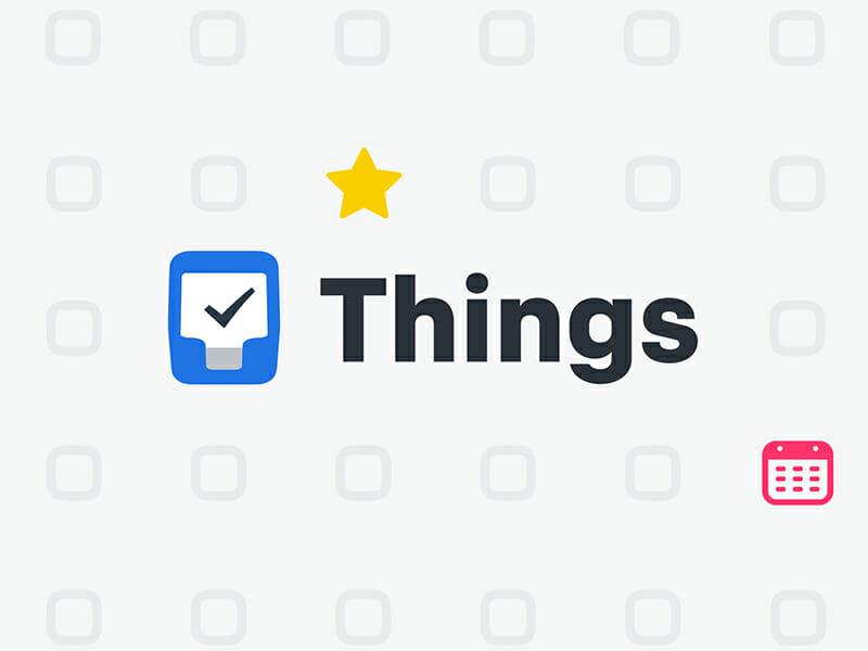 Things 3 Logo