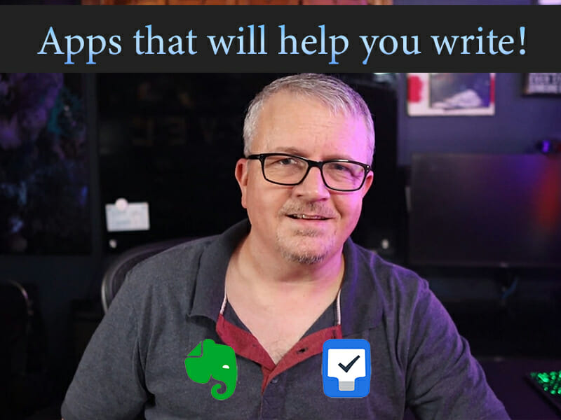 Apps I Use To Write And Publish Books – Things and Evernote