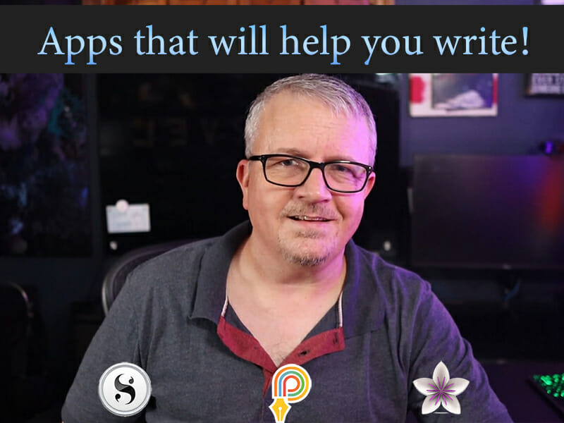 Apps I Use To Write And Publish Books – Plottr, Scrivener and Vellum