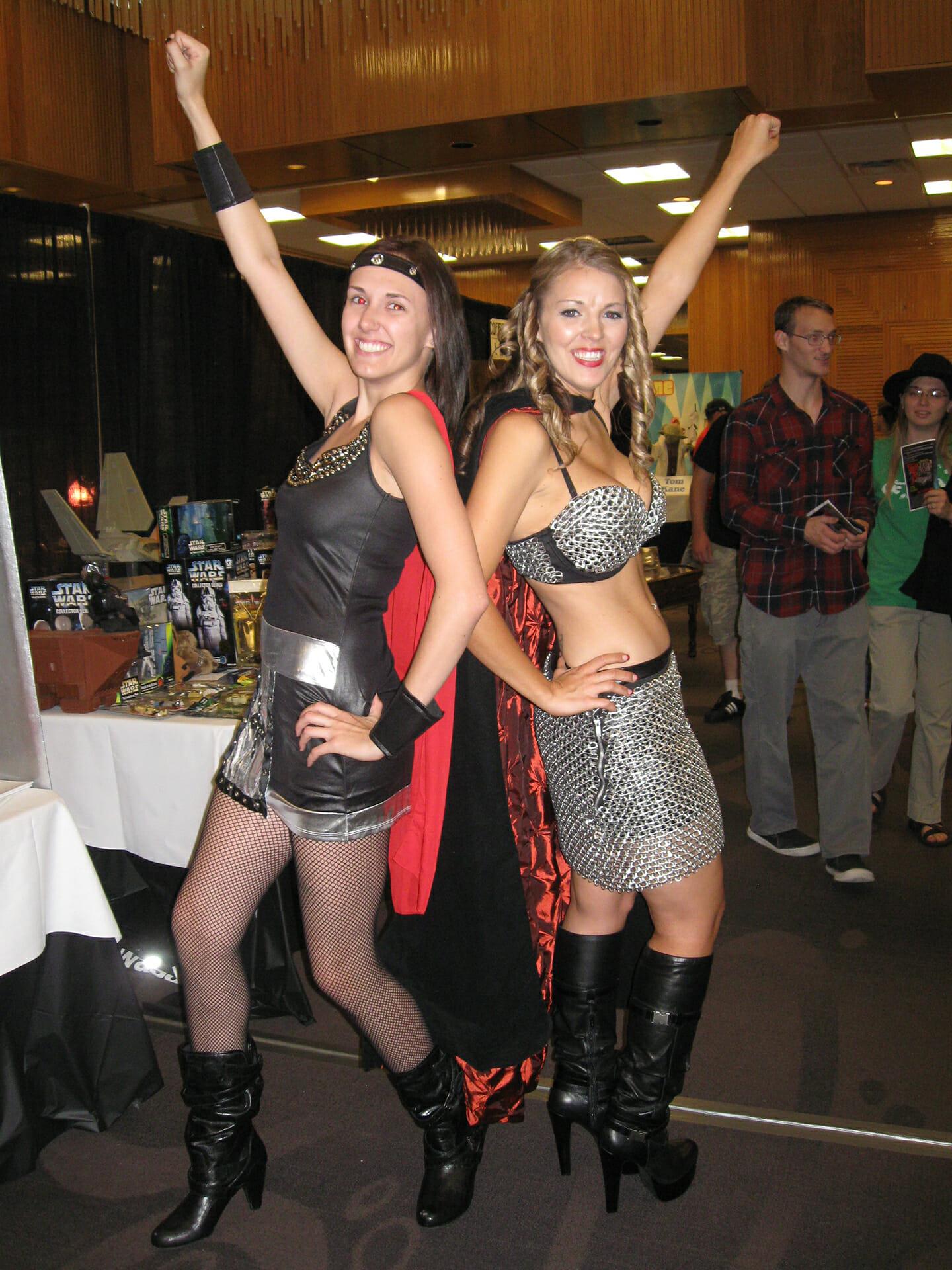 ConX Cristi and Allie