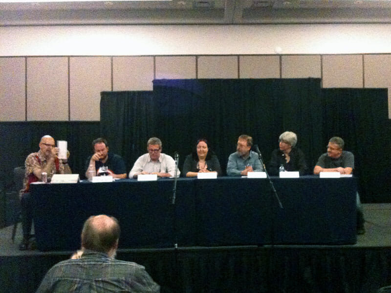 Panel At ConQuesT