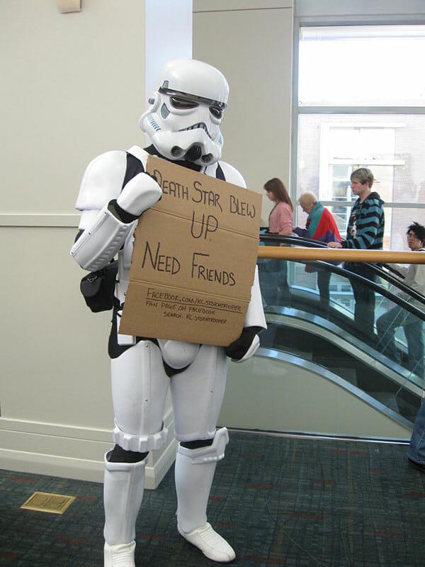 Storm Trooper at Nakakon