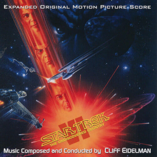 Star Trek VI The Undiscovered Country soundtrack