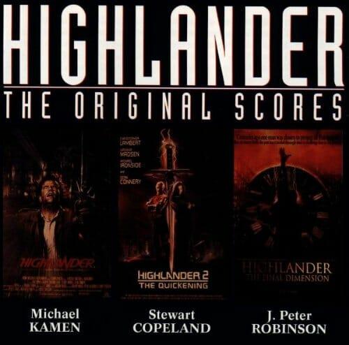 Highlander the Original Scores